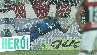 Acompanhamos todos os passos de Jailson no empate do Palmeiras em 2 a 2 contra o Flamengo. ----------------------- Assine o Premiere e assista a todos os ...