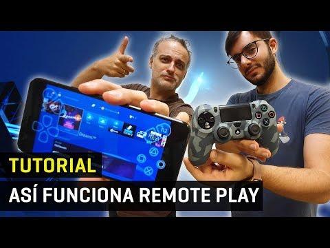 Qué es el Remote Play en PlayStation 4 y cómo funciona en Android