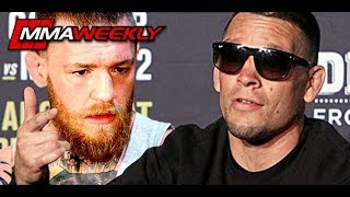 Is Nate Diaz Still Interested in Conor McGregor?   (UFC 241) by MMA Weekly