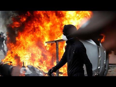 Παρίσι – Πρωτομαγιά: Επεισόδια και βανδαλισμοί