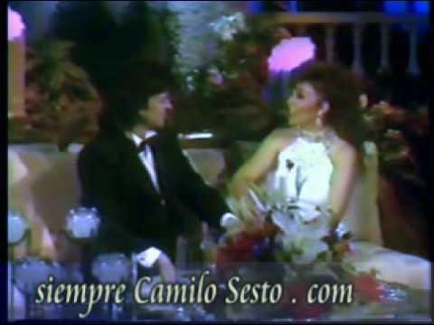 Camilo con Verónica Castro 1/16