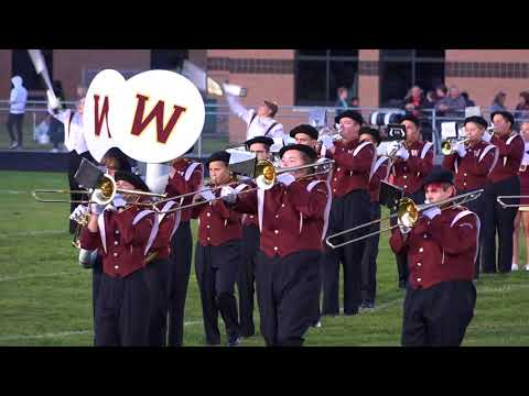 9 8 17 2nd halftime show Western High School, Jackson, MI