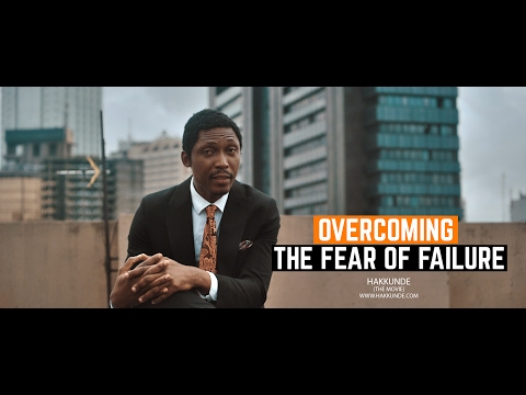 HAKKUNDE TEASER #2 - OVERCOMING THE FEAR OF FAILURE