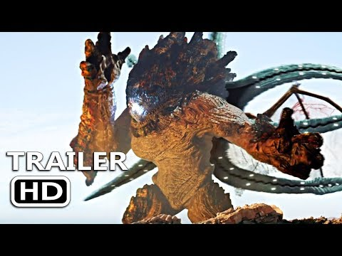 MONSTER ISLANDE Official Trailer (2019)