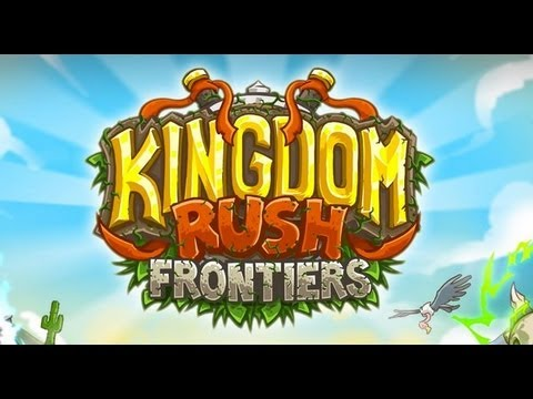 ipad hd - Kingdom Rush Frontiers | Kingdom Rush Frontiers HD iPad App Review Website: http://crazymikesapps.com Read The Kingdom Rush Frontiers HD App Review Here: htt...
