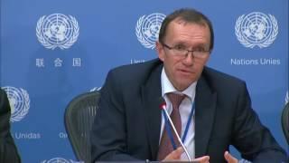 Mr. Espen Barth Eide, Secretary-General Special Adviser on Cyprus.