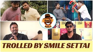Madras Central, Put Chutney, Temple Monkeys, Fully Filmy | Trolled by Smile Settai