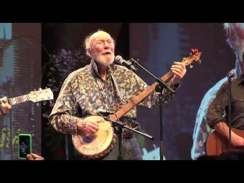 Seeger - Happy 94th Birthday to Pete Seeger at the New York City Community Garden Coalition's