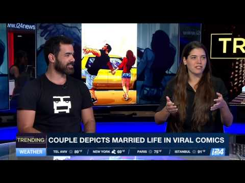 Yehuda and Maya Devir - i24News