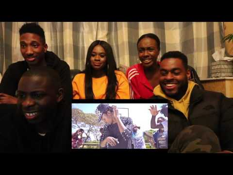 Eko Dydda - Vidole ( UK GUYS REACTION ) || @ekodydda01 @Ubunifuspace
