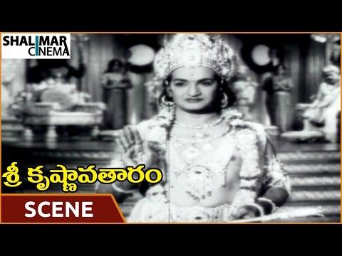 Video Sri Krishnavataram Movie || NTR Best Dialogue Scene In Court || NTR, Devika || Shalimarcinema download in MP3, 3GP, MP4, WEBM, AVI, FLV January 2017