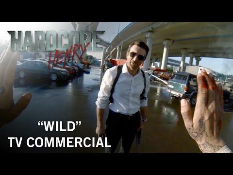 Hardcore Henry (TV Spot 'Wild')