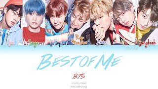 Video BTS (ft. The Chainsmokers) - Best Of Me (Color Coded Han|Rom|Eng Lyrics) MP3, 3GP, MP4, WEBM, AVI, FLV Agustus 2018