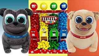 Video Puppy Dog Pals M&M' Mission Dispenser with Rolly & Bingo MP3, 3GP, MP4, WEBM, AVI, FLV Agustus 2018