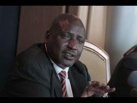 Ex-NHIF boss Simeon Kirgotty, 2 others arrested in Nairobi