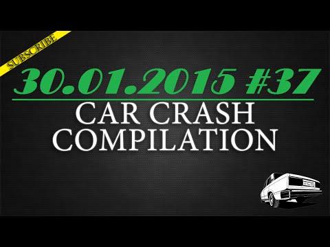 Car crash compilation #37 | Подборка аварий 30.01.2015
