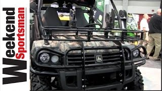 8. #JohnDeere 825i Gator Heavy Duty UTV: By John Young of the Weekend Sportsman