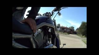 3. 2010 Harley Davidson V-Rod Ride Review