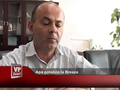 Apă potabilă la Breaza