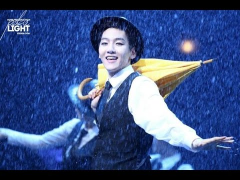 In The Rain Musical 2014