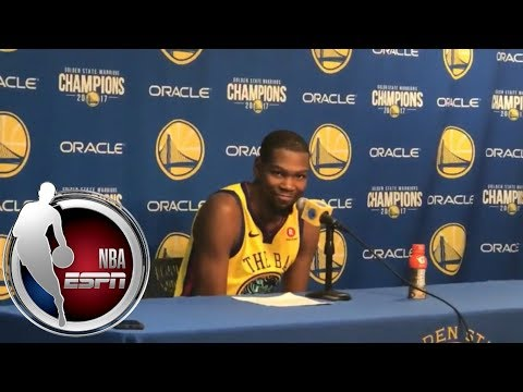Video: Kevin Durant never considered demanding an All-Star Game trade from LeBron James | NBA on ESPN