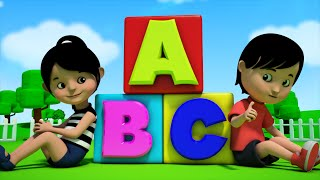abc song | learn english alphabets | alphabet rhymes