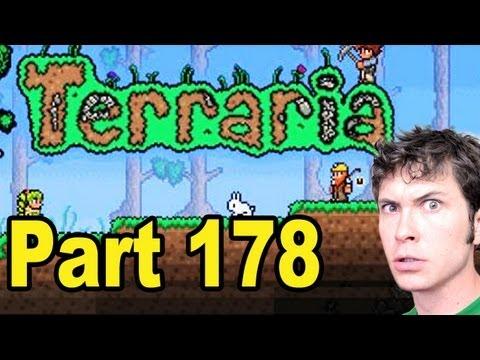 Terraria - WALL OF FLESH PREPARATION - Part 178