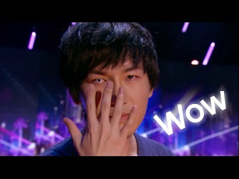 UNBELIEVABLE! Close Up Magic with Cards on America's Got Talent - Thời lượng: 3 phút, 55 giây.