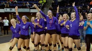 West Liberty (IA) United States  city photos gallery : (3A) 2015 IGHSAU Iowa Farm Bureau Girls State Volleyball Championships