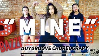 "Video ""Mine"" 