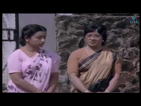Anna Nagar Mudal Theru Movie - Raghuvaran and Manorama Emotional Scene