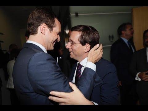 """Casado: """"Hoy empieza el cambio que llegará a España cuando se celebren las próximas elecciones"""""""