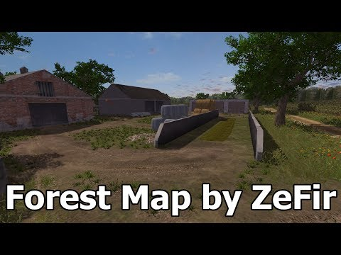 Forest Map v1.5 Forst ready