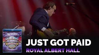 Video Joe Bonamassa Official - Just Got Paid - Tour de Force Live at the Royal Albert Hall MP3, 3GP, MP4, WEBM, AVI, FLV Maret 2019