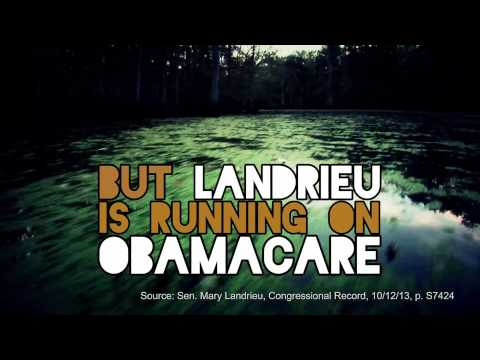 Video: Sen. Landrieu cast the deciding vote to make us all victims of Obamacare