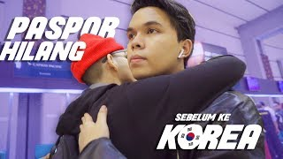Video Rusuh OTW Korea,  Paspor Hilang! MP3, 3GP, MP4, WEBM, AVI, FLV Februari 2019