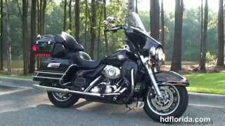 4. Used 2008 Harley Davidson Ultra Classic Electra Glide Motorcycles for sale