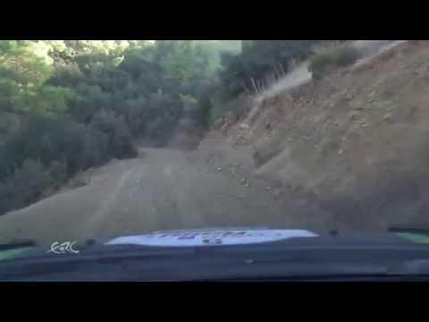 FIA ERC Asfalistiki Cyprus Rally 2014 - Al Rajhi SS15