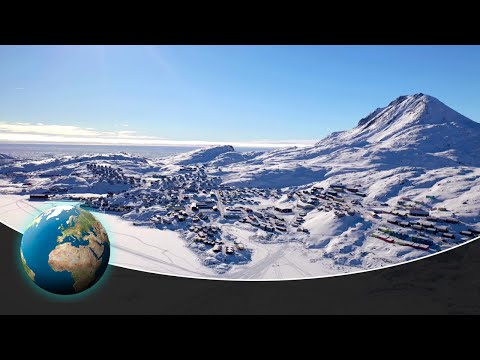 Greenland - The Largest Island in the World