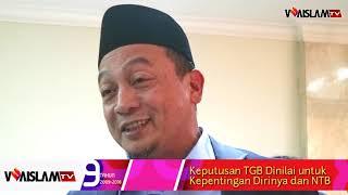 Video TGB Dukung Jokowi, Ini Respon Ustaz Bachtiar Nasir MP3, 3GP, MP4, WEBM, AVI, FLV September 2018