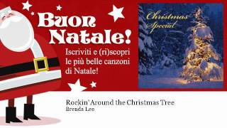 Brenda Lee - Rockin' Around the Christmas Tree