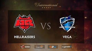 Vega vs HR, game 1