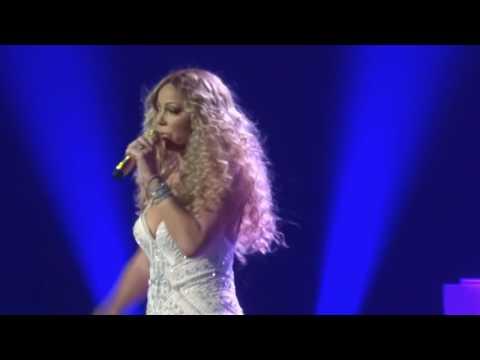 Mariah Carey- Love Takes Time #1 to Infinity 6-7-16