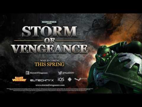Warhammer 40K: Storm of Vengeance — Trailer