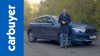 Maserati Levante SUV - Carbuyer by Carbuyer