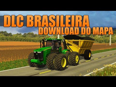 Mapa DLC Brasileira BETA