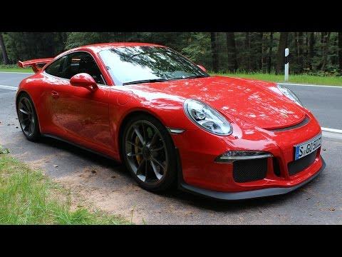 porsche 911 gt3 (991) - test drive