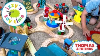 Thomas Train Searchlight! Thomas and Friends with Brio   Toy Trains for Kids   Video for Children
