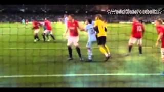 Vincent Kompanys Kopfballtor gegen Manchester United