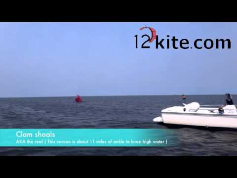 Hatteras Kiteboarding lessons In Hatteras, outer banks